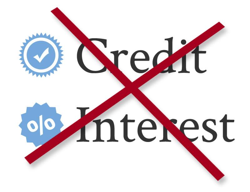 rental appliances, no credit, no interest