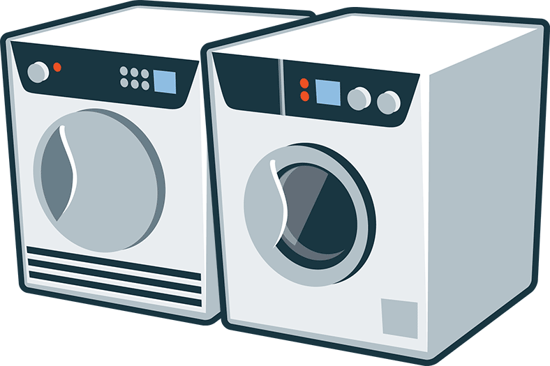 Washer And Dryer Clipart washers & dryers | ed's deal