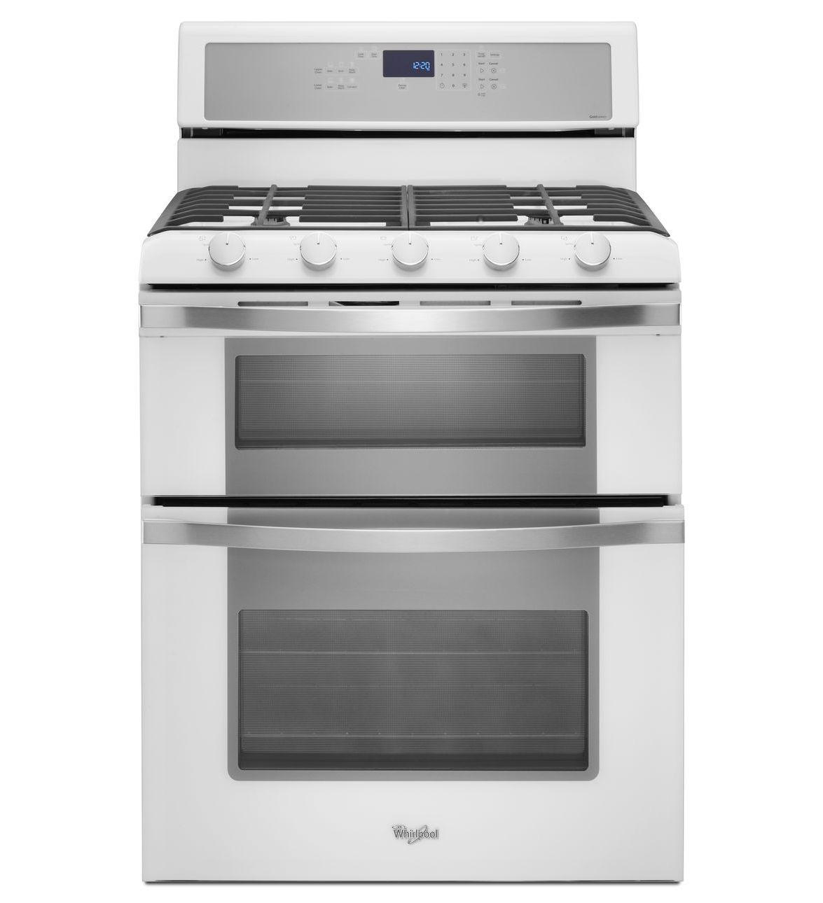 Whirlpool white ice oven - Whirlpool Ranges