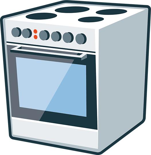 ovens ranges lafayette indiana